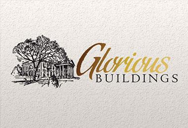 Logo for glorious buildings a business company located in Amman, Jordan