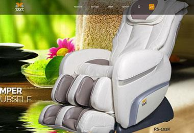ARES for Massage Chairs provides the middle east market with the best quality and affordable massage chairs based in Amman, Jordan