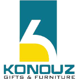 website design client: Konouz Furniture